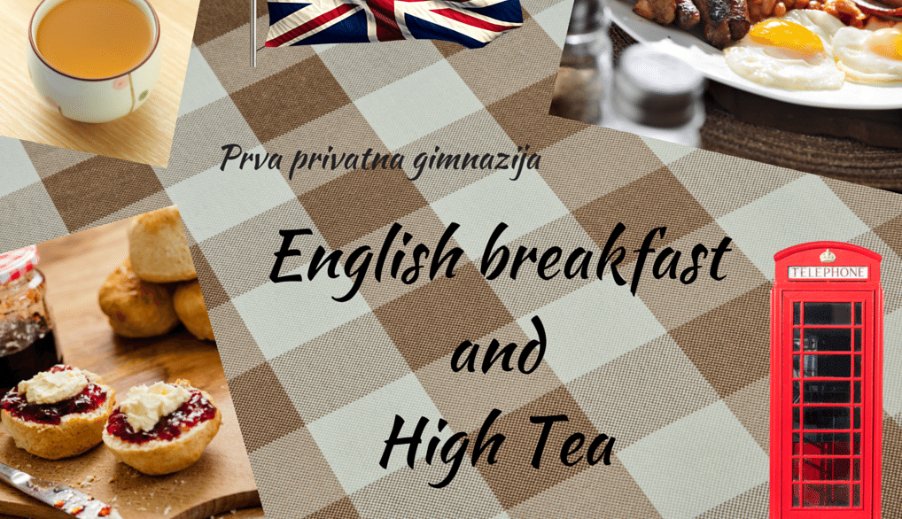 Poziv na English Breakfast and High Tea
