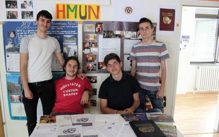 Prva privatna gimnazija – Otvoreni dan 2018. – HMUN