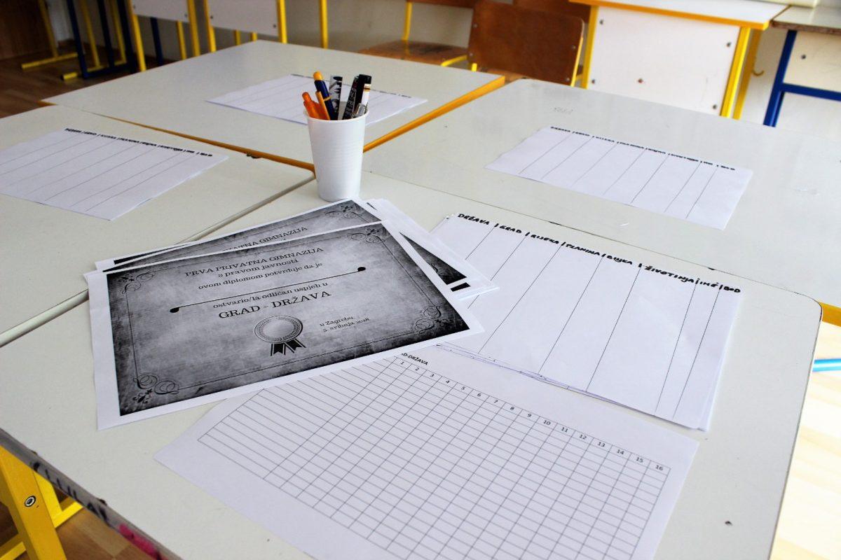Prva privatna gimnazija – Otvoreni dan 2018. – grad-država