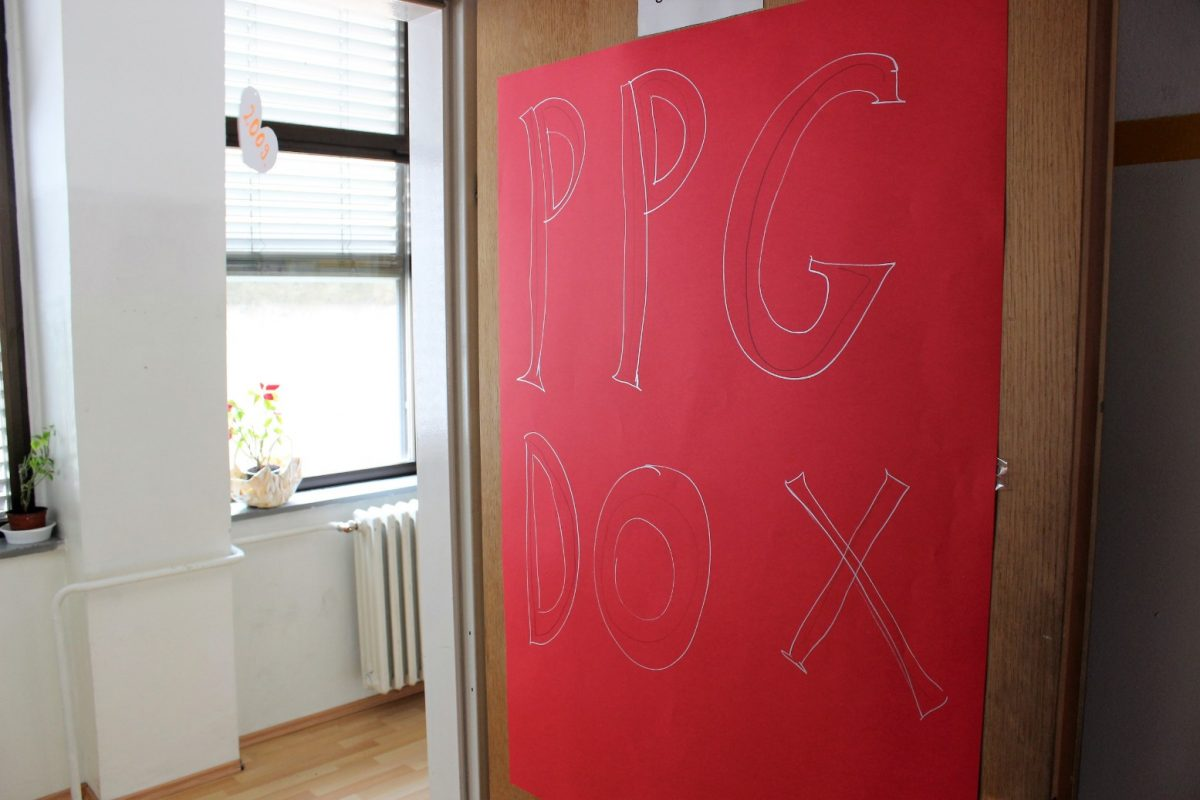 Prva privatna gimnazija – Otvoreni dan 2018. – PPG Dox