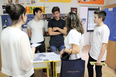 Prva privatna gimnazija – Otvoreni dan 2018. - prezentacija